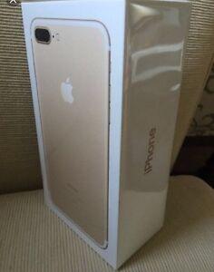 New sealed iPhone 7plus 128GB
