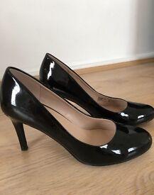 Ladies Patent Shoes