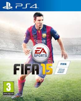 PS4 Game FIFA 15 Docklands Melbourne City Preview