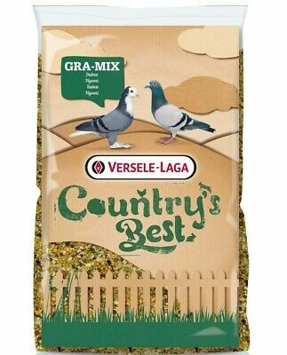Versele Laga Gra Mix Pigeons Breeding Eco Pigeon Food for Fattening 20KG BMFD DS
