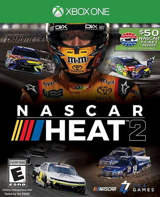 NASCAR Heat 2 Xbox One [Factory Refurbished]