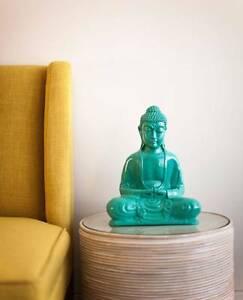 30cm Aqua Buddha - Milly + Eugene - Brand new stock South Coogee Eastern Suburbs Preview