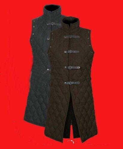 New Gambeson coat Aketon Medieval Jacket vest Armor