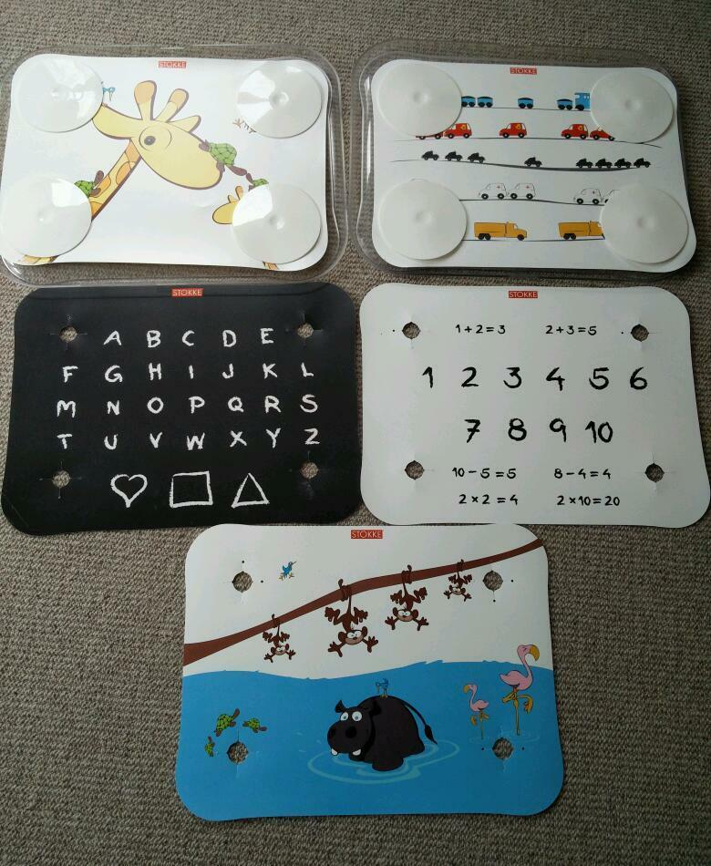 2 Stokke Table Top / Place Mat / Feeding Trays | in Cambridge ...