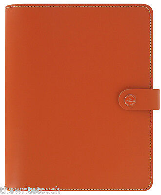 The Filofax Original Leather Organizer A5 Burnt Orange - Uk - 022391