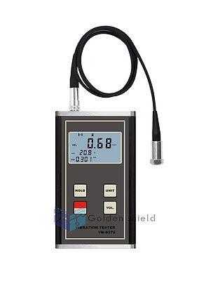Vm-6370 Digital Vibration Meter Imbalance And Deflecting Tester Vibrometer
