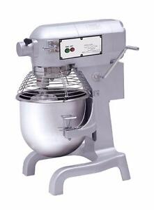 New 20 Quart Commercial Mixer