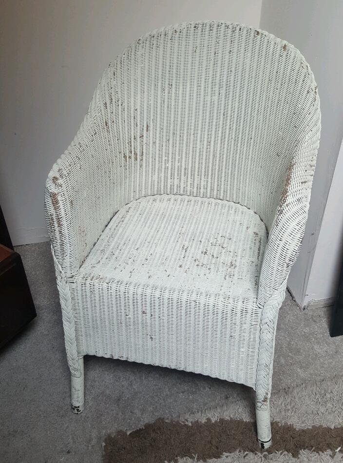 Lloyd Loom Chair and Linen Basketin Newton Aycliffe, County DurhamGumtree - Lloyd Loom Chair and Linen Basket. Linen Basket marked as Lloyd Loom and chair stamped as September 1937. Collection from Aycliffe Village or may be able to deliver for fuel nearby