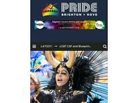 Brighton & hove pride festival