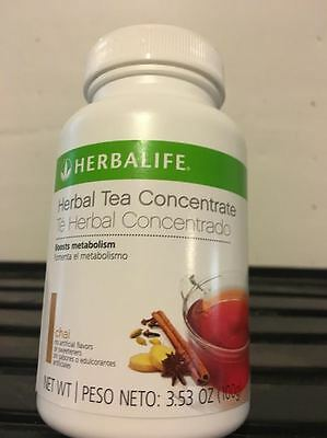 Herbalife Large 3 53Oz Herbal Tea Concentrate   Chai