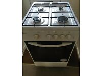 FLAVEL COOKER OVEN WITH GAS HOB