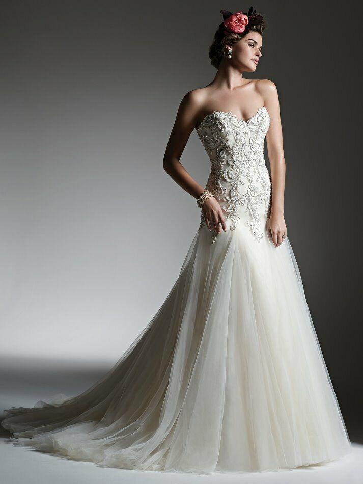 7ada4e9f064d Wedding Dress Size 8 - Idalia design by Sottero & Midgley | in ...