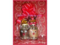 Rudolph Christmas gift set