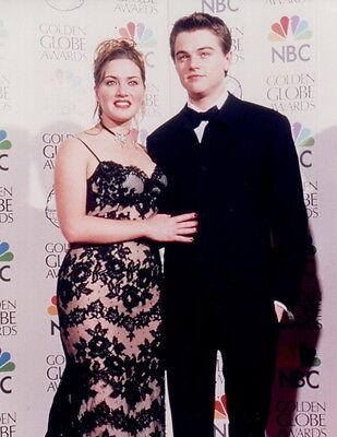 Titanic Kate Winslet Leonardo Dicaprio 8X10 Photo N1546