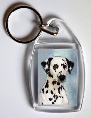 Dalmatian Key Ring By Starprint - No 1