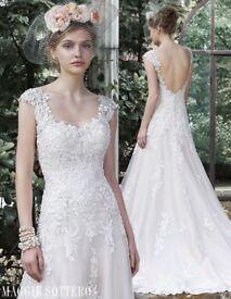 Maggie Sottero Ravenna wedding dress - new