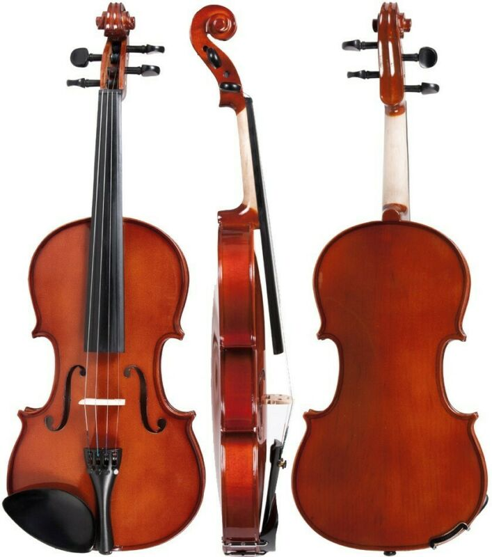 UK Violin 1/2 M-tunes No.140 wood - for learners