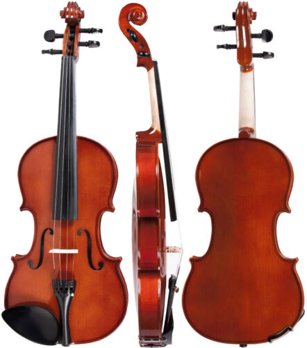 .00USA Violin 1/2 M-tunes No.140 wood - for learners