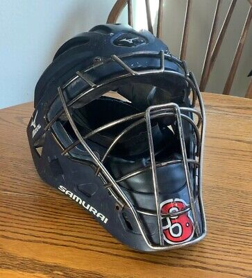 Royal Large Red Small Easton M7 Adult Baseball Catchers Helmet A1653 Navy