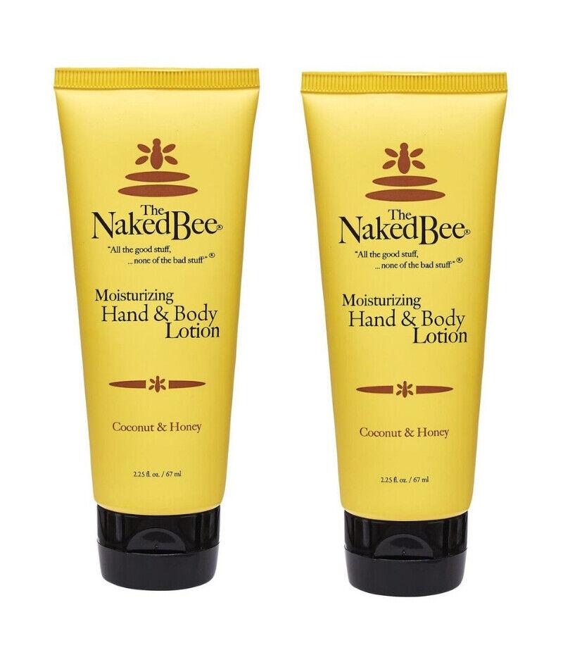 The Naked Bee Coconut Honey Moisturizing Hand Body Lotion 6.