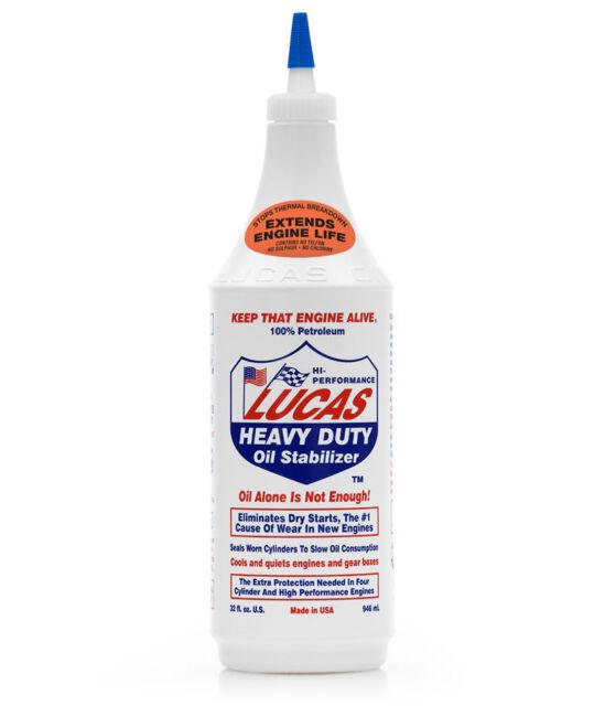 Lucas Heavy Duty Oil Stabiliser and Gearbox Treatment 1 Ltr oil stabilizer