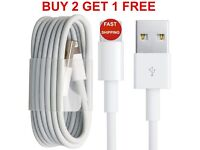 USB Sync& Charger Data Lead Cable For Apple iPhone 6/ 5 /5C /5S iPad 4 Air Mini