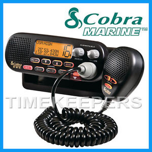 COBRA-MR-F55-Fixed-VHF-Marine-EU-Version-LCD-Radio-for-Boat-Vessel-Yacht-Black
