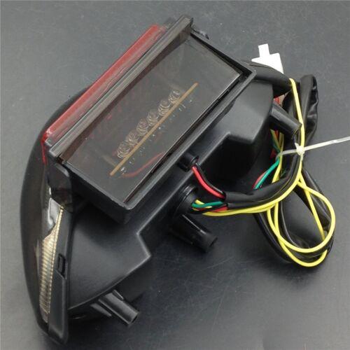 X Smoke Led Tail Light For Suzuki Katana 600 700  GSXF600 GSX600F GSX700F