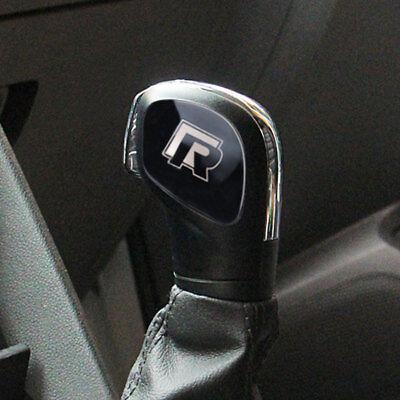VW Golf DSG Gear Stick Knob Black Decal Sticker Styling Cover Golf  R Mk7 MK6
