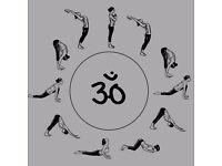 Hatha Yoga Classes, Kirk Hall, Linlithgow
