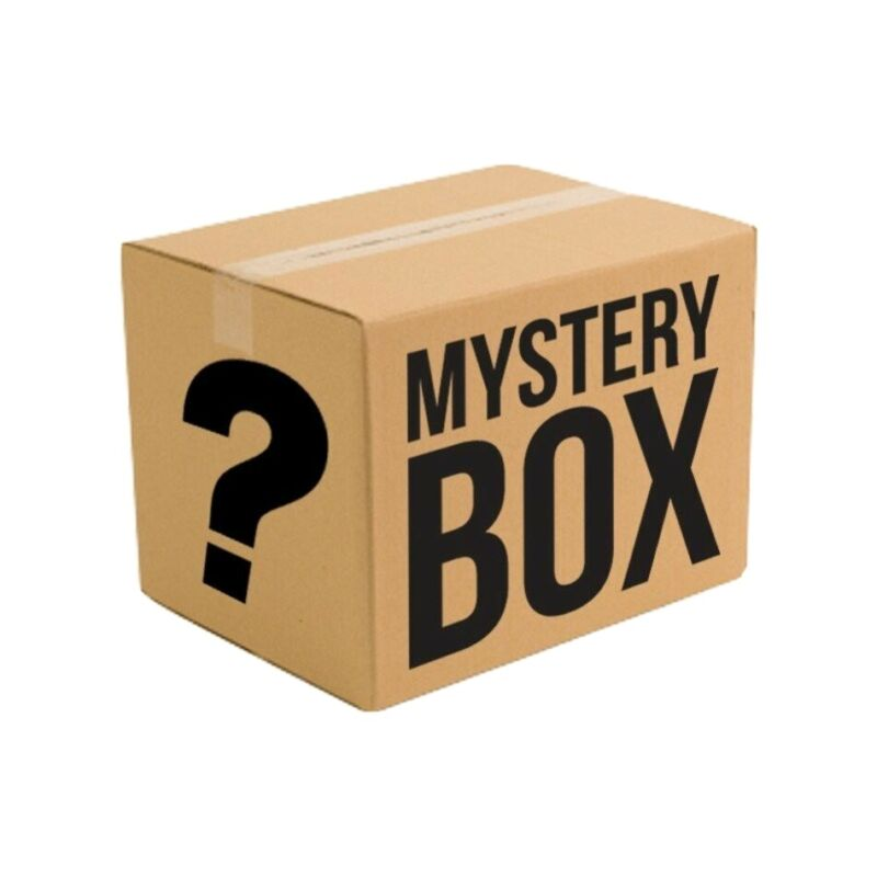 MYSTERY  ACCESSORIES AND PLUS CHOTHES BOX