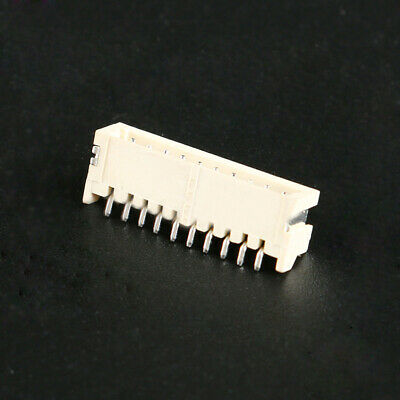 Zh1.5mm Pin Header Smdsmt Pcb Connector 2345678910p Contact Aesistance
