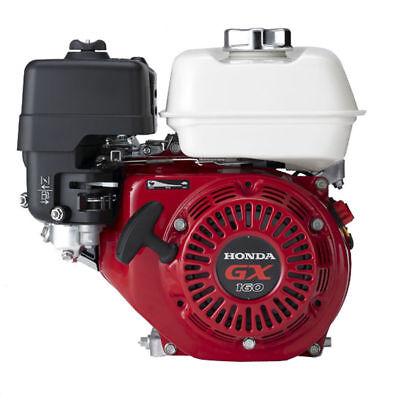 "New Honda GX160 Engine - GX160UT2QX2 - 3/4"" x 2-7/16"" Shaft 4 Stroke 4 Cycle"