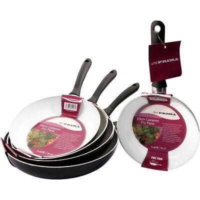 Ceramic Frying Pans Non stick Aluminium Best Easy Clean Ultra Safe Fry