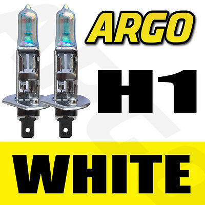 H1 481 448 55W ALL WEATHER XENON HID RAINBOW HALOGEN BULBS 2PCS