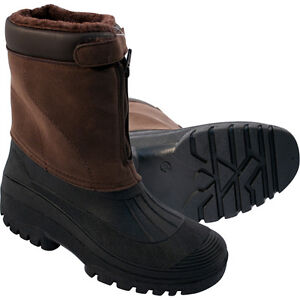 MENS-SNOW-BOOTS-WATERPROOF-THERMAL-WELLINGTONS-MUCKER-WINTER-FUR-SKI-BOOTS-7-12
