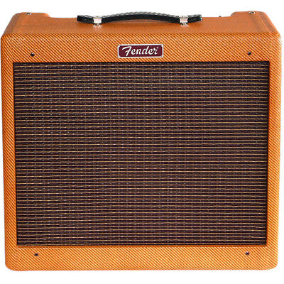 Fender Blues Junior LTD C12-N 1x12 Guitar Combo Amp Lacquered Tweed 120V  Demo G