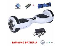 COOL&FUN NEW Genuine SMART Balance Wheel Scooter HoverBoard Segway Hover Board + Bag + Remote