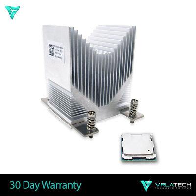 Intel Xeon E5-2650 V4 2.2 GHz 12 Core CPU Kit for Dell PowerEdge T630 Server