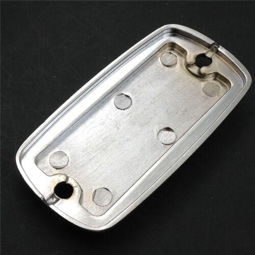Chrome Fluid Reservoir Cap Gas For Honda Valkyrie//Goldwing 1500//Goldwing 1800