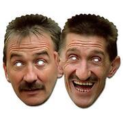 Celebrity Face Masks