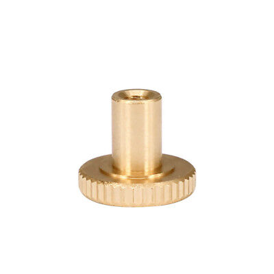 2pcs Adjust Leveling Knurled Thumb Nuts For Um2 Ultimaker2 3d Printer Heated Bed
