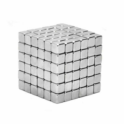 5mmx5mmx5mm Magic Cube Magnets Cube N35 Super Strong Rare Earth Magnet
