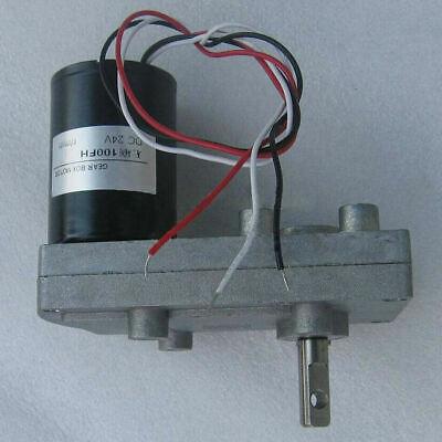 Brushless Gear Motor Dc 12v 24v 5.2 - 90 Rpm Reducer Motor High Torque 100fh