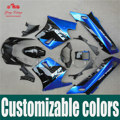 Fairing Bodywork Kit Fit For 1990-1992 Kawasaki Ninja ZX-11 ZZR1100C Panel Set