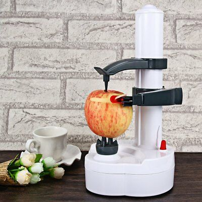 Electric Peeler Potato Fruit Vegetable Apple Peel Cutter Express Rotato Starfrit