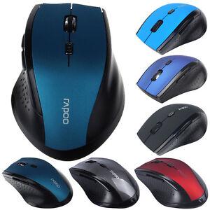 2 4ghz inal mbrico sin cables optico gaming mouse ratones - Ratones para ordenador ...
