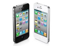 box sealed Apple iPhone 4-16gb black or white mix (unlocked) smartphone
