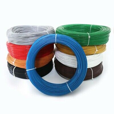 Ul1332 Stranded Cable 1418202428awg Fep Tinned Copper Wire 200c 300v
