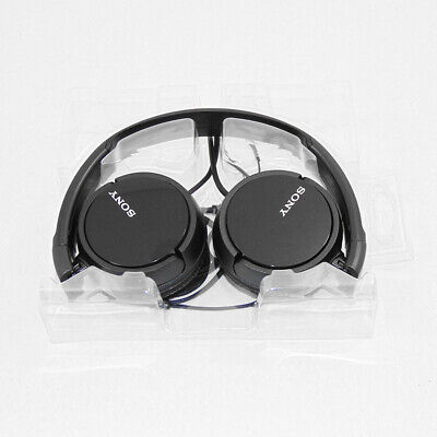 Sony MDRZX110/BLK ZX Series Stereo Headphones, MDR-ZX110 Black